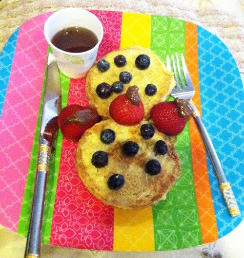 2013-06-19 breakfast from Luke